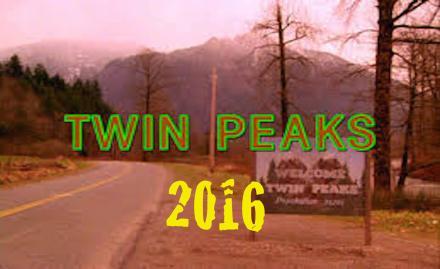 Twin Peaks banner