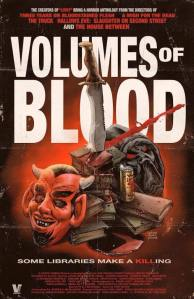 Volumes of Blood poster