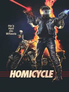 Homicycle poster