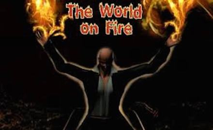 The World on Fire banner