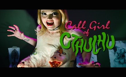 CALL GIRL OF CTHULHU banner