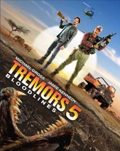 Tremors5 poster