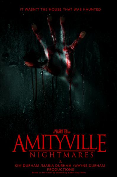 Amityville Nightmares poster
