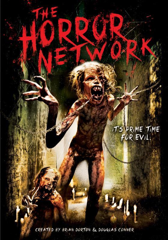 he Horror Network poster