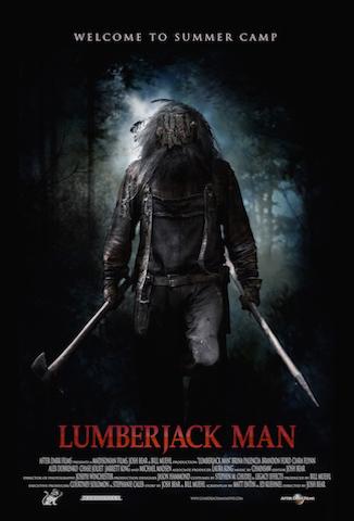 Lumberjack Man Poster