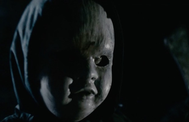 No matter how many variations of this mask I see, it always creeps me out!!