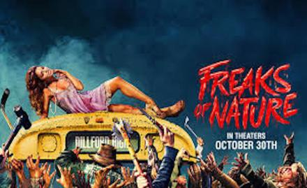 Freaks of Nature banner