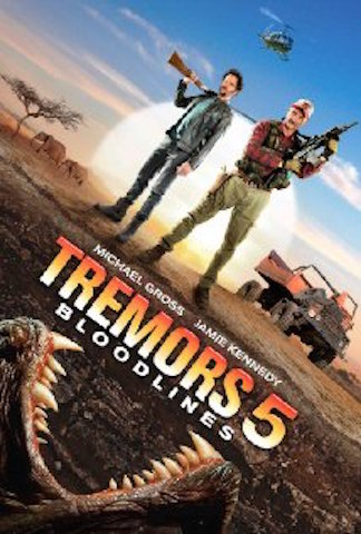 Tremors5 poster