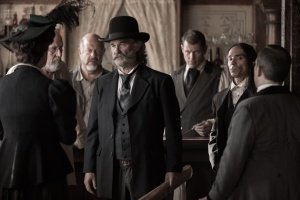 There's Big Trouble in Little Deadwood...