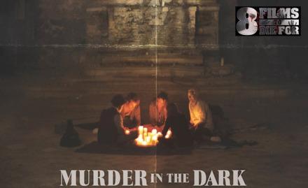 Murder in the Dark banner