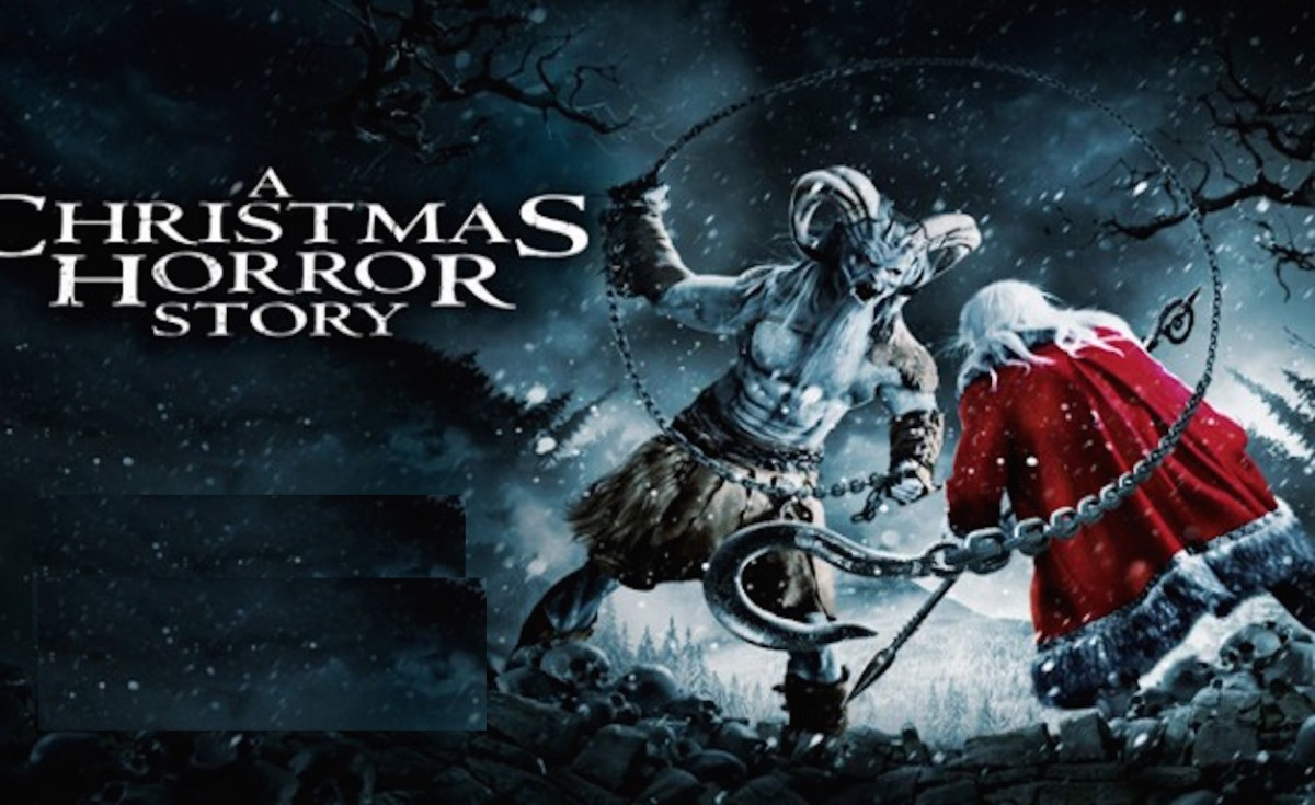 A Christmas Horror Story (2015) … Krampus, Ghosts ...