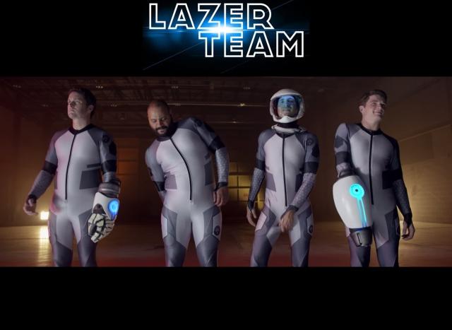 Lazer Team4